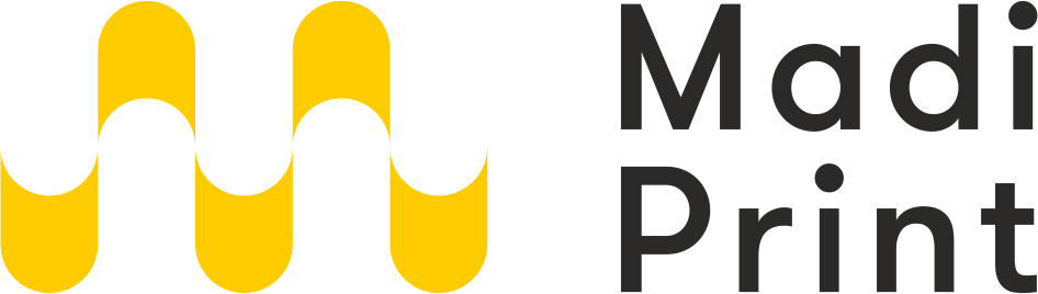 Madi Print logója